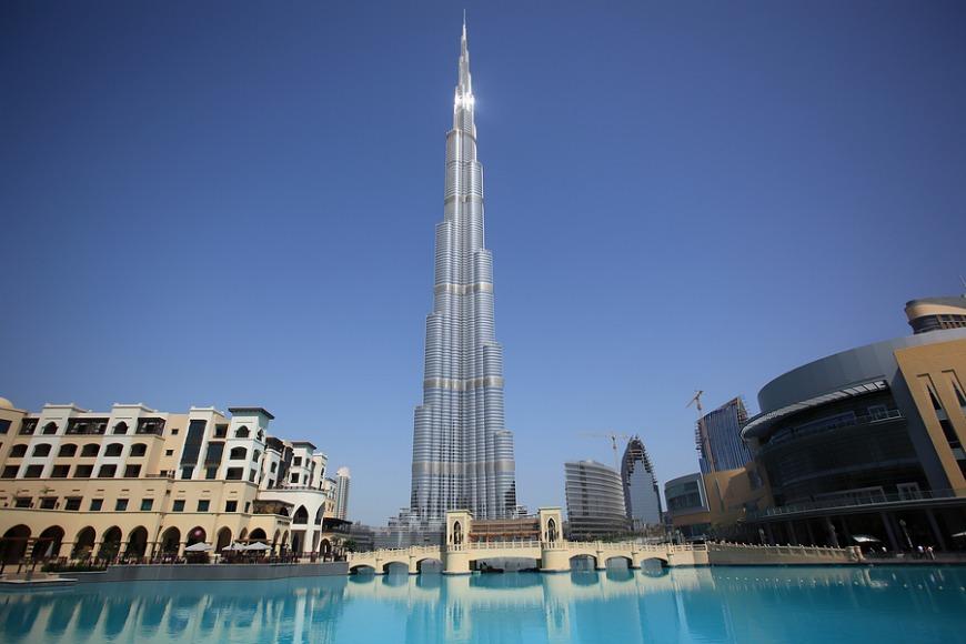 The best Dubai tourist attractions: Burj Khalifa